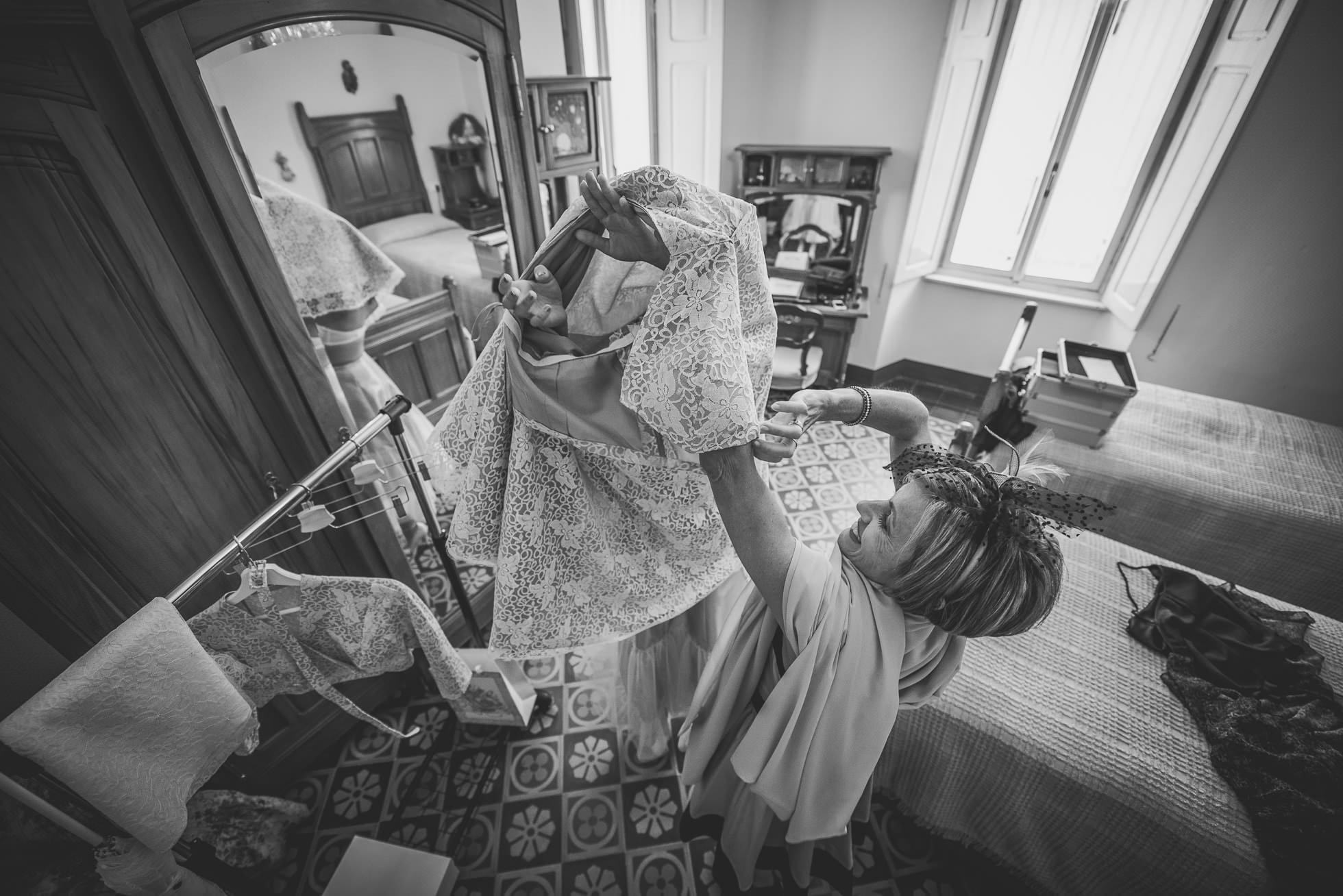 Fotografo matrimonio vintage