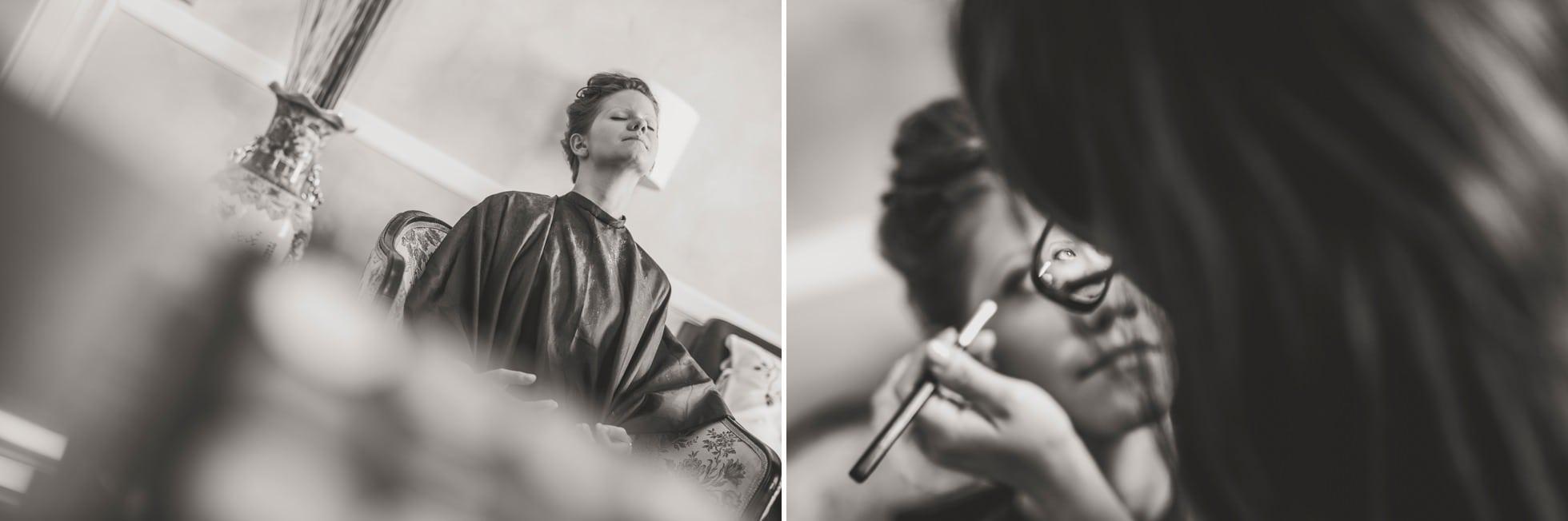 make up sposa verona