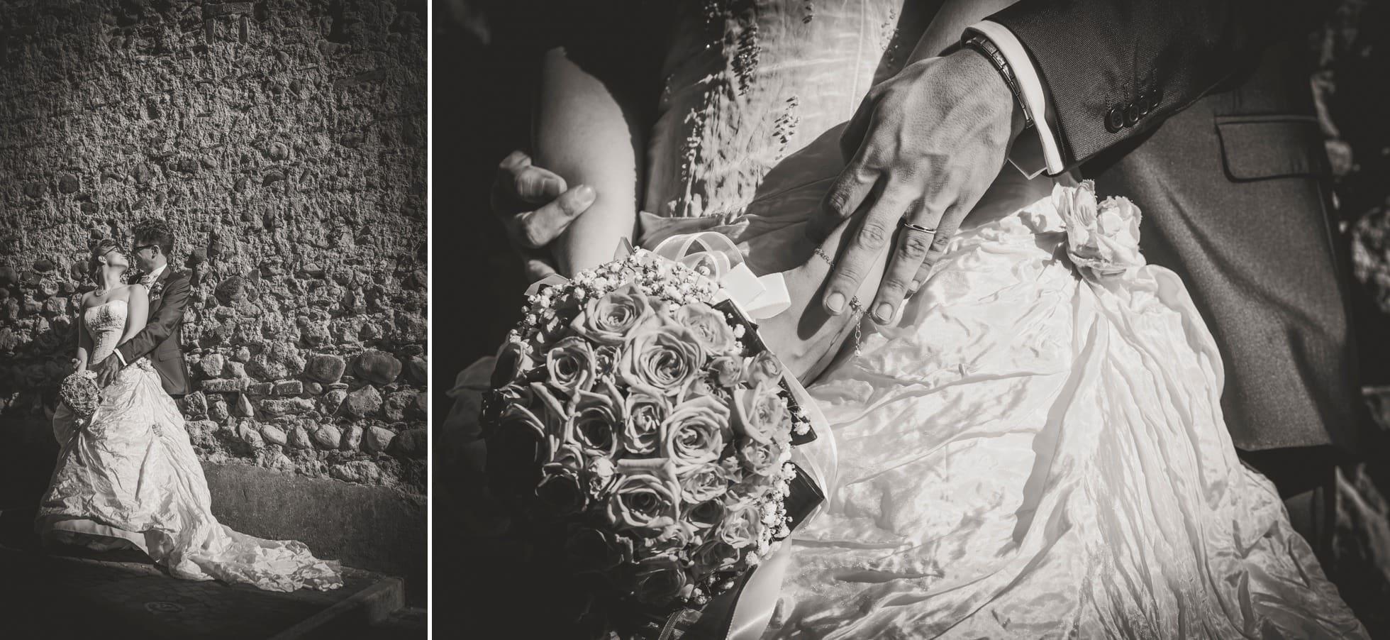 buchette sposa foto