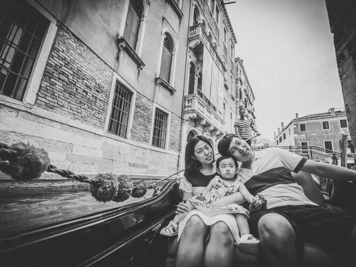 Album di famiglia a Venezia