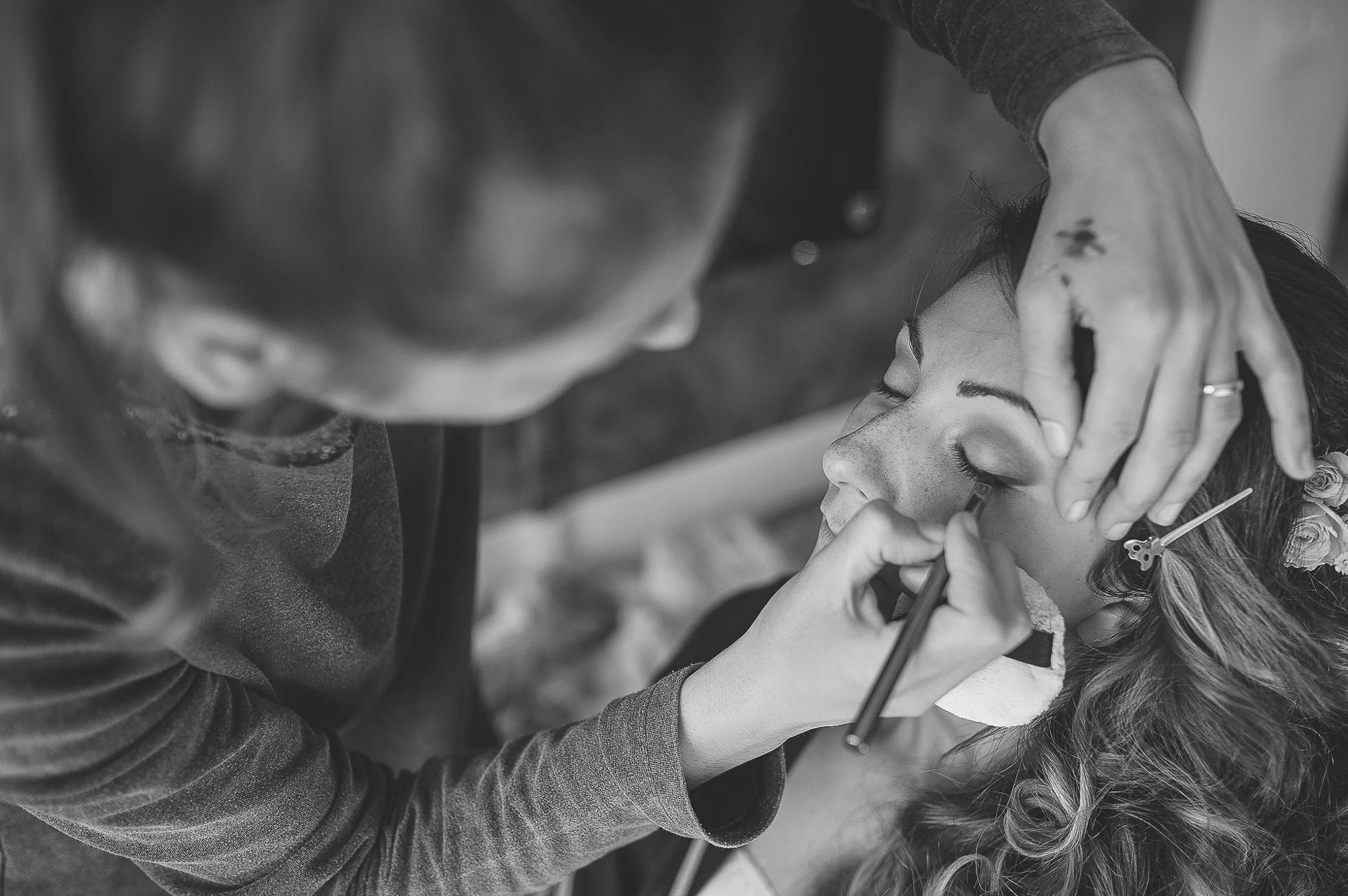 make up wedding venice