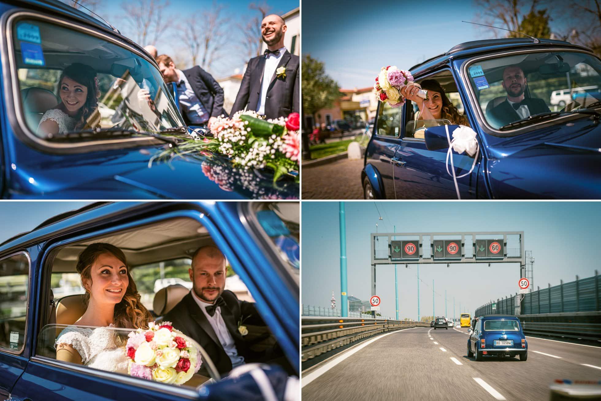 Fotografo matrimonio spinea
