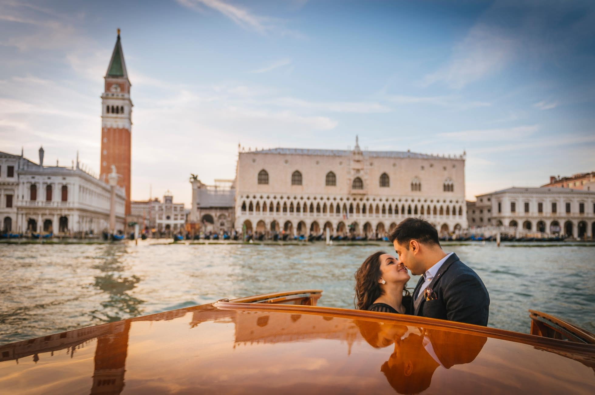 Fotografo matrimonio san marco venezia