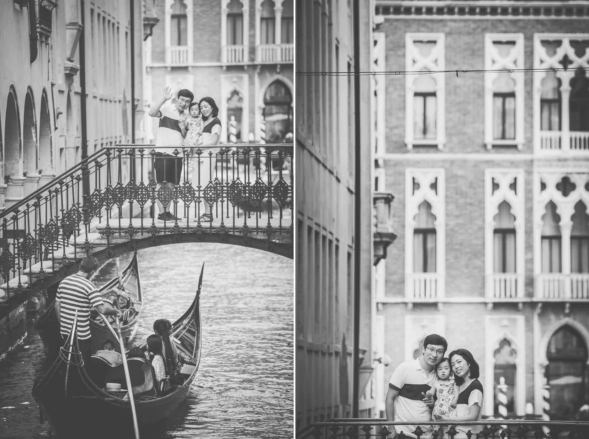 ritratti famiglia venezia