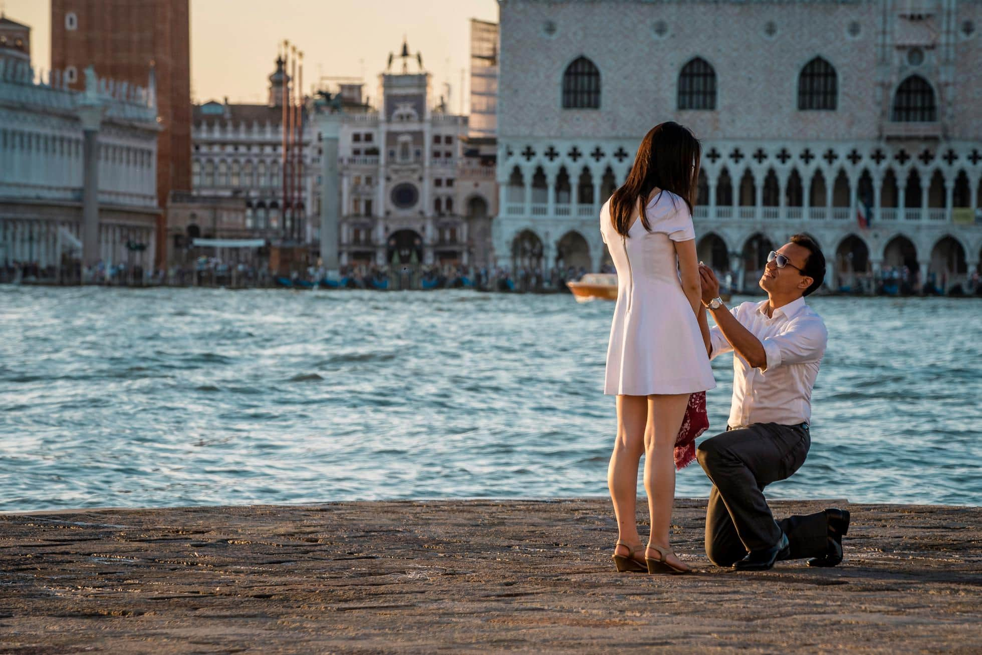 Fotografo matrimonio venezia love