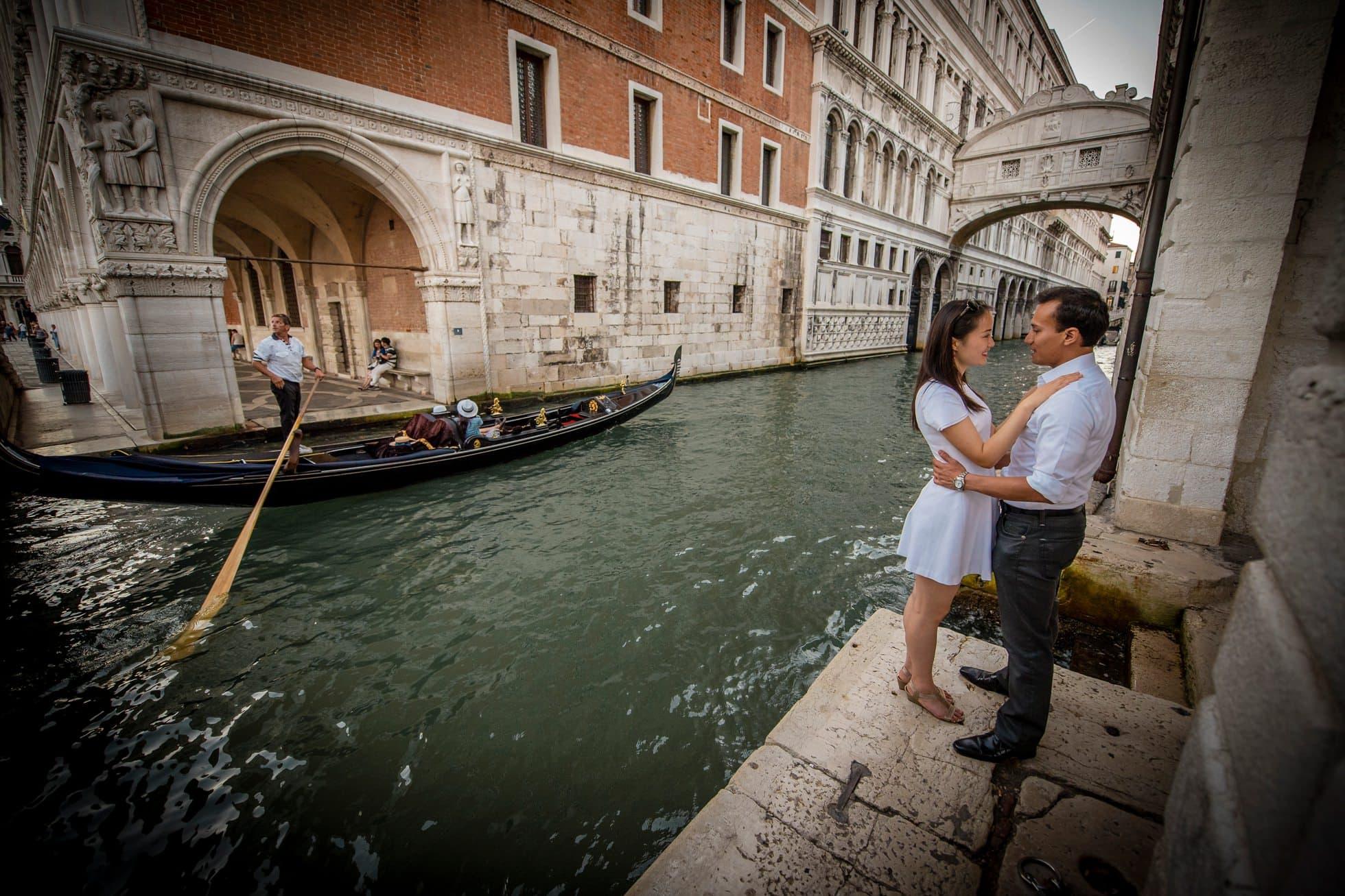 Fotografo matrimonio rialto