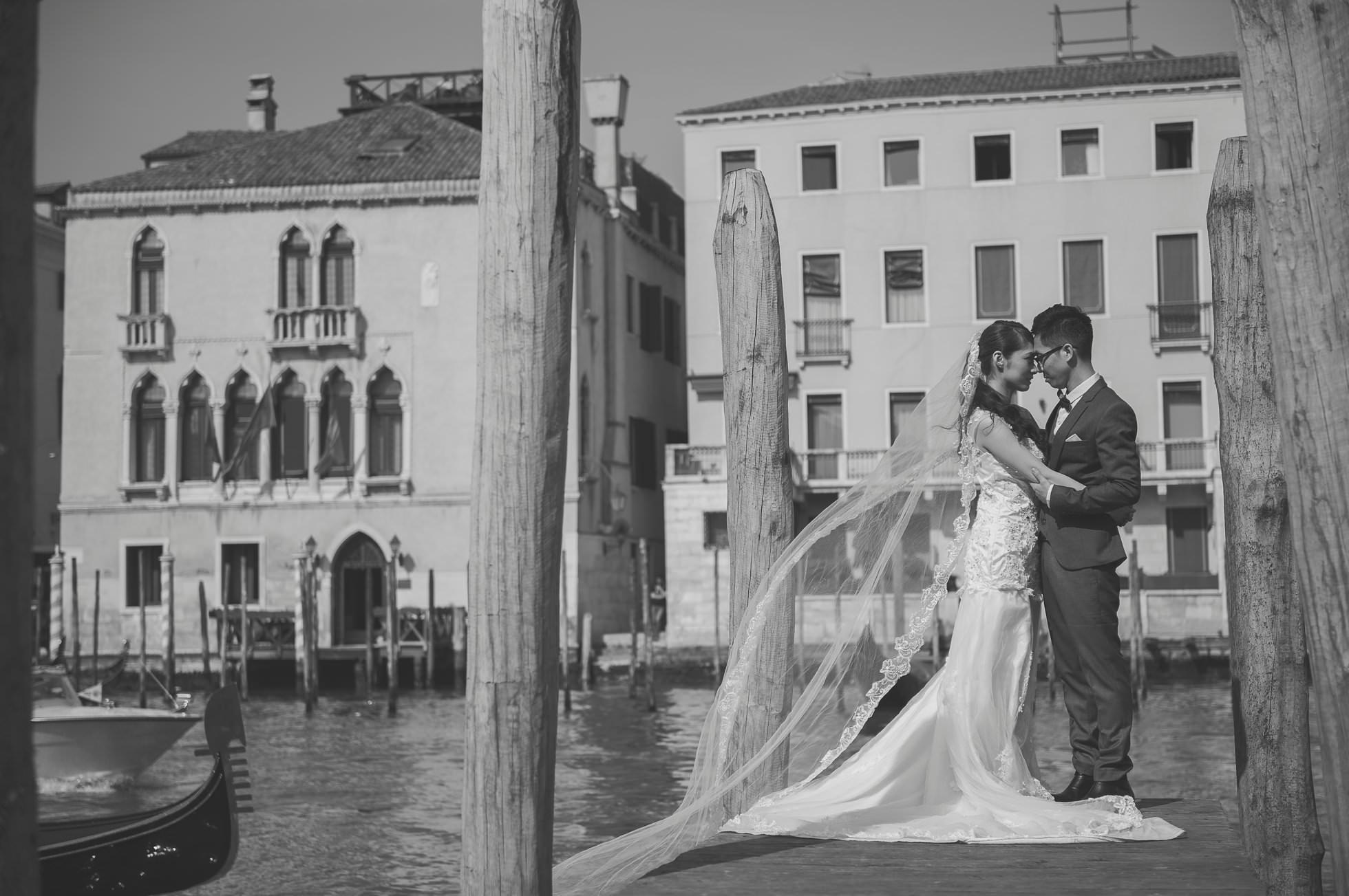 Fotografo matrimonio rialto venice