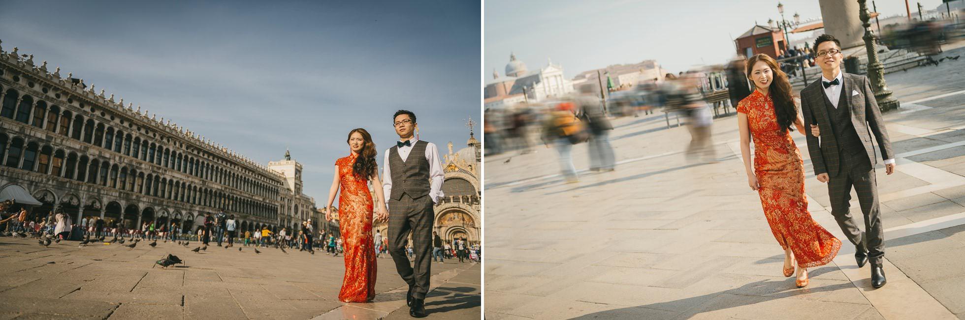Fotografo matrimonio san marco