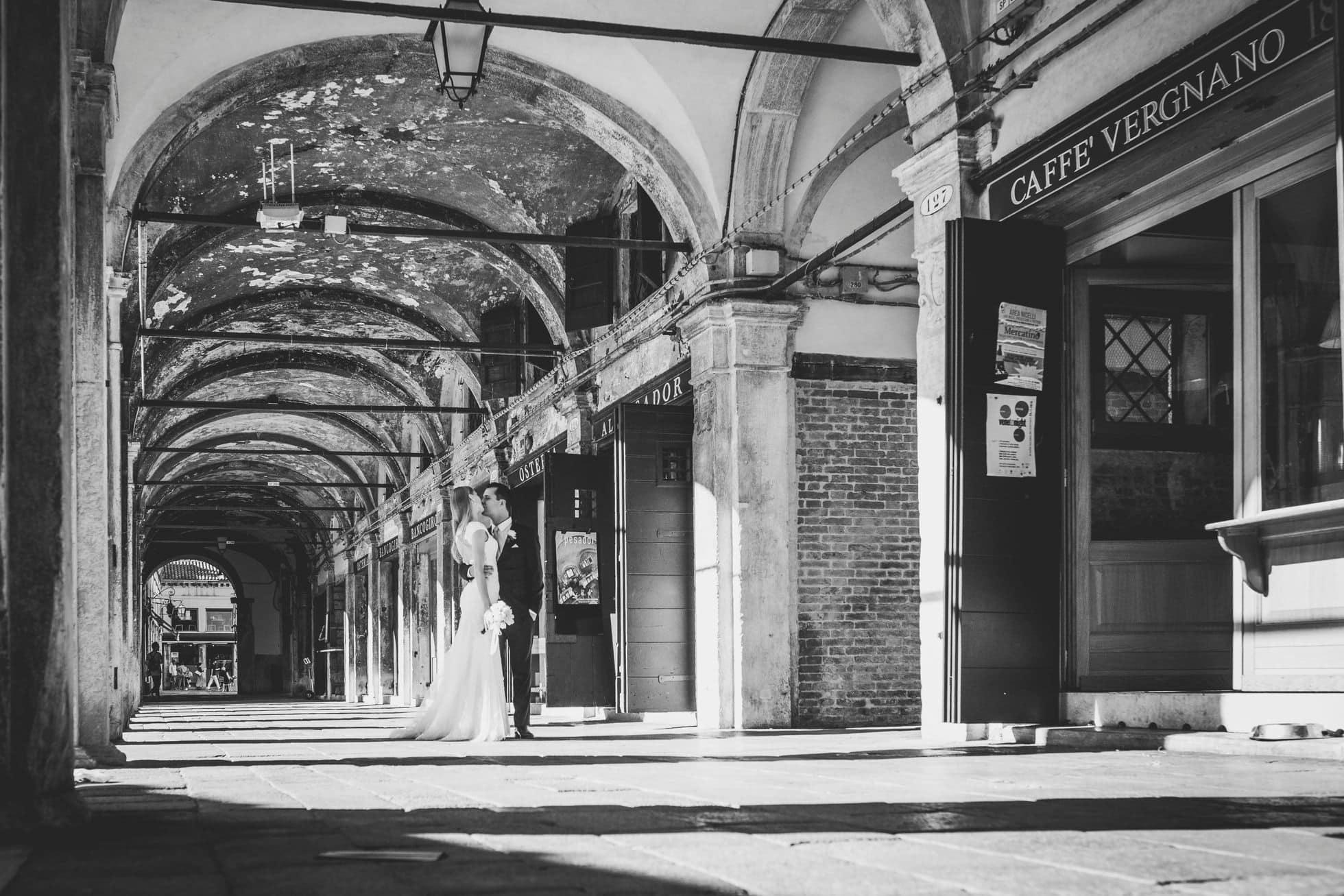 fotografo matrimonio comune venezia