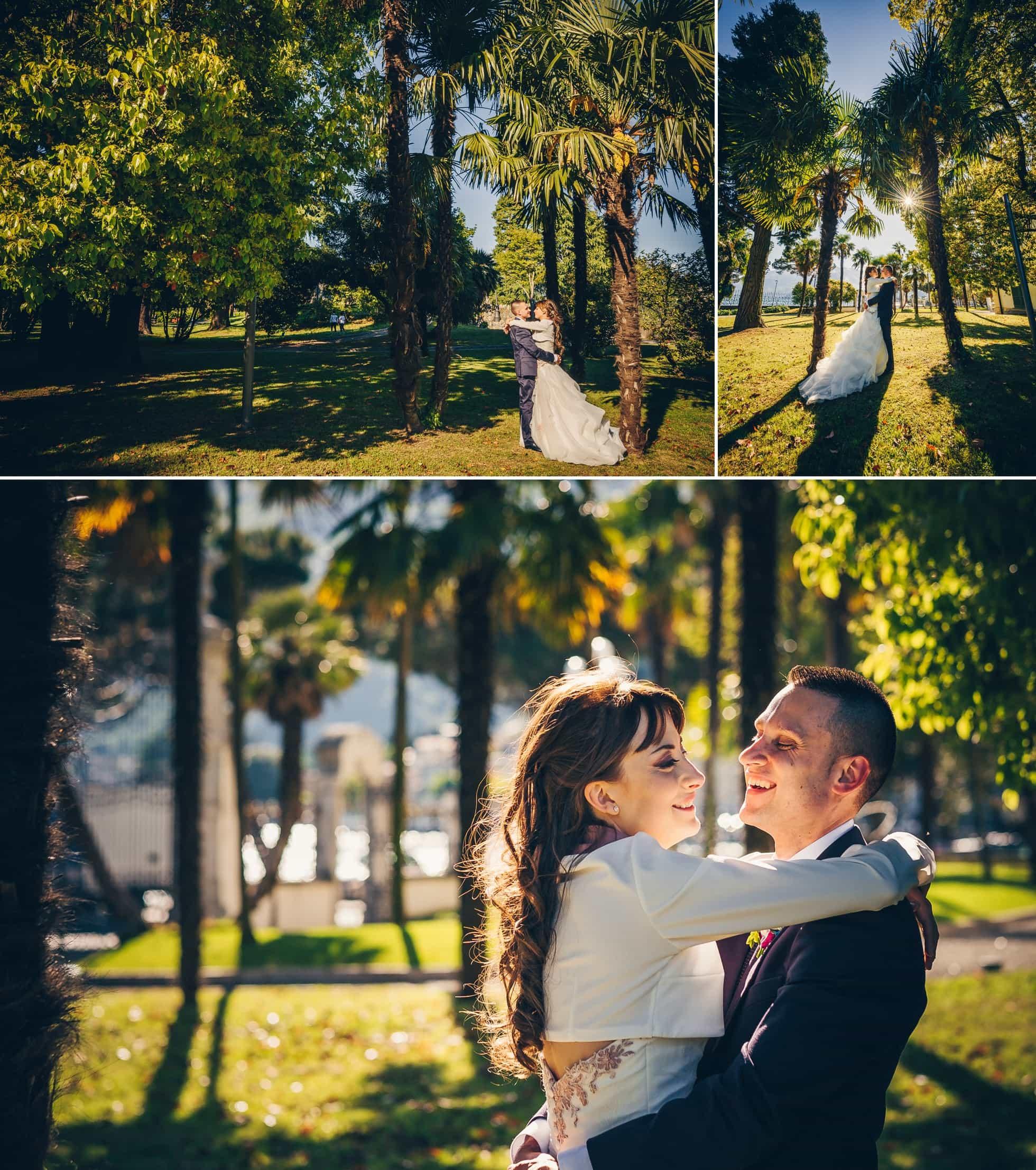 Fotografo matrimonio gera lario