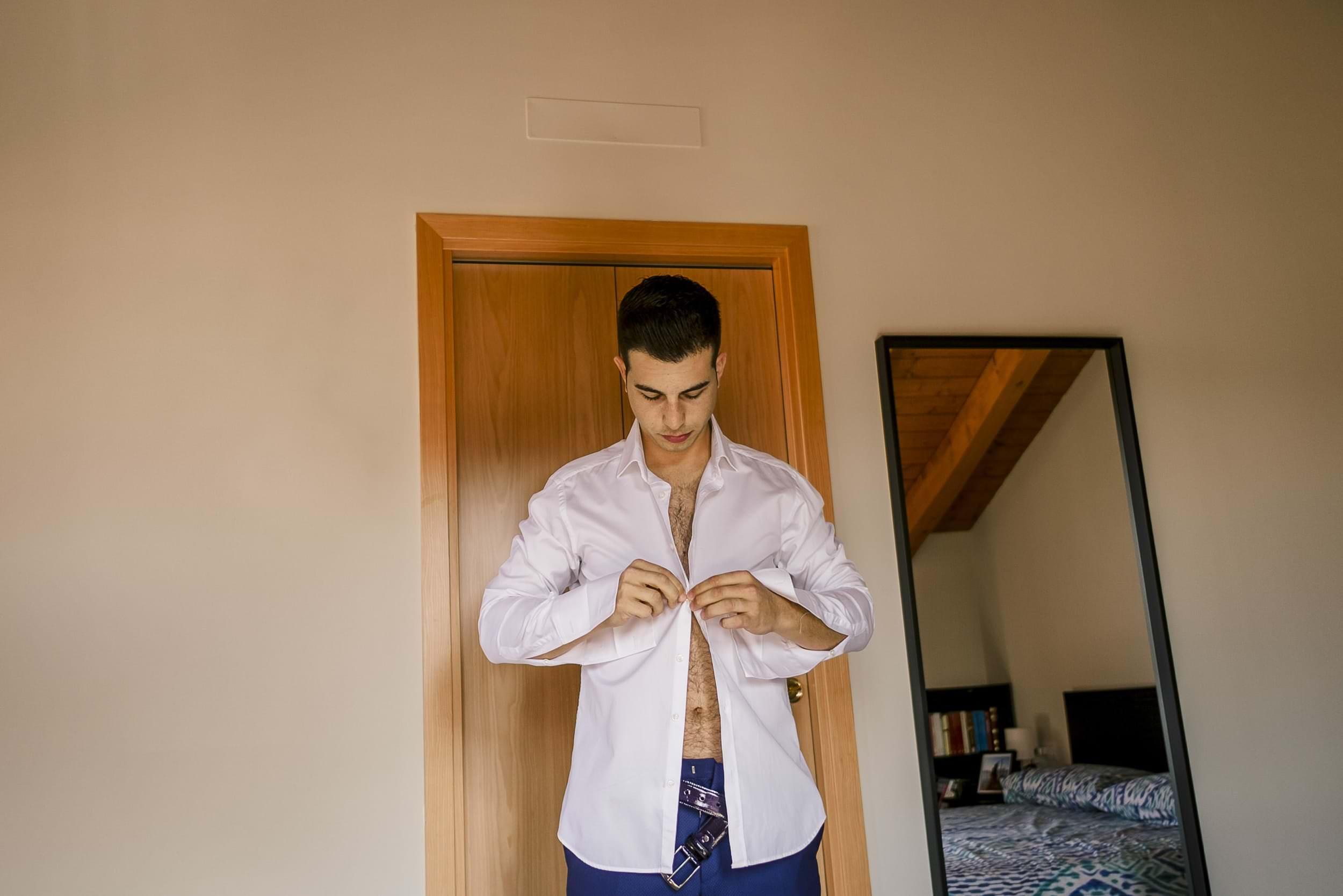 Fotografo matrimonio calco