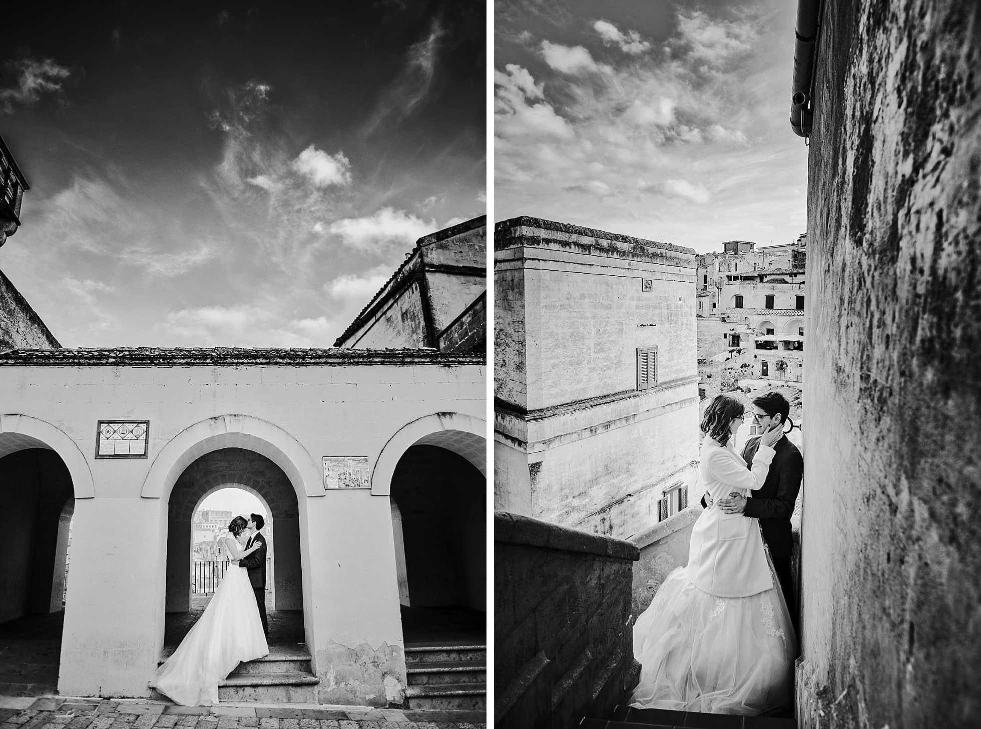 fotografo matrimonio matera