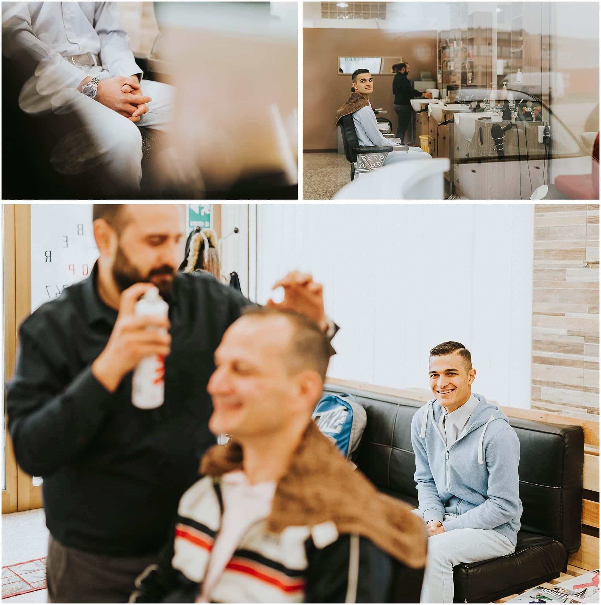 capelli sposo